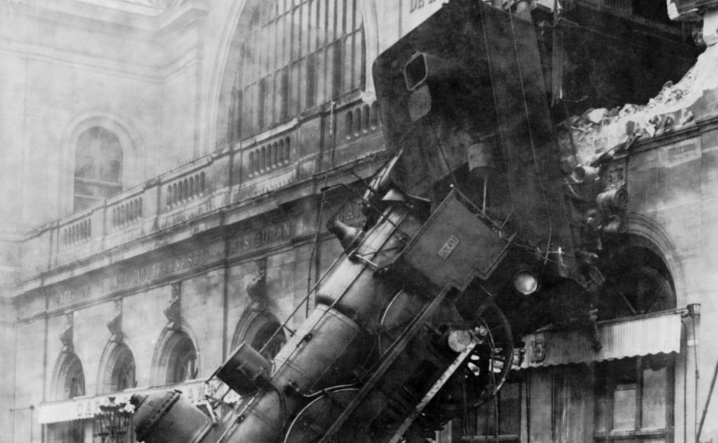 Getting Derailed From Your Purpose